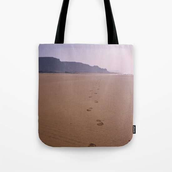 THE WHOLE BEACH TO MYSELF Tote Bag