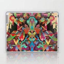 Dæmon [treatment 1] Laptop & iPad Skin
