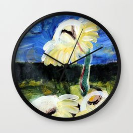 Detail 05 (Prado) Wall Clock