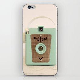 Vintage Vantage iPhone Skin