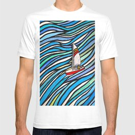 Wind Over Water T-shirt