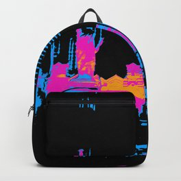 Las Vegas Cityscape Backpack