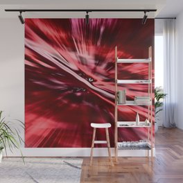 Primordial fission Wall Mural