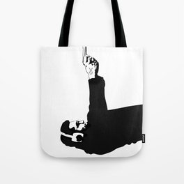 Kittappa Series #1 - Shooter (no ink splatter-original) Tote Bag