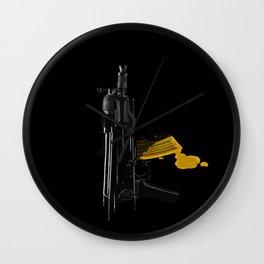 AK- Choco 7 Wall Clock