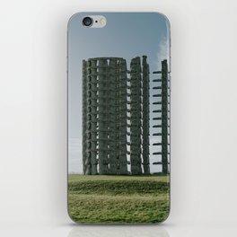 Stonehenge Tower iPhone Skin