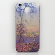 SWAMPY FOREST 3 (everyday 05.01.2017) iPhone & iPod Skin