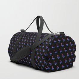 Bi Pride Swan Duffle Bag