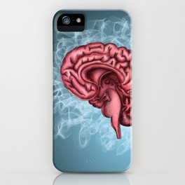 Well, it is a lot to process even from inside a processor iPhone Case
