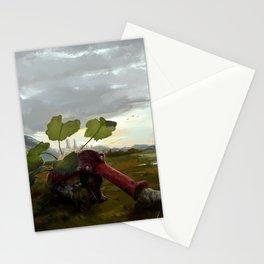 Pelargonium Stone Sucker Stationery Cards
