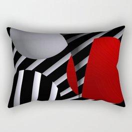 geometrical -3- Rectangular Pillow
