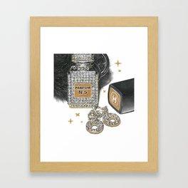 Charm Series No.2 Framed Art Print