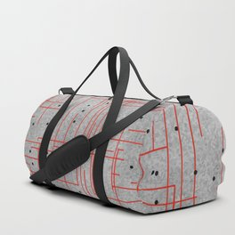 Labyrinth Duffle Bag