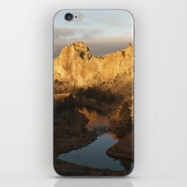 Smith Rock Sunrise I iPhone Skin