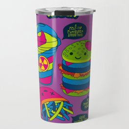The Radioactive Meal Travel Mug