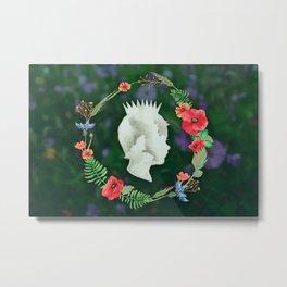 Wyldeflowers Metal Print