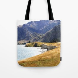 Under the Hills Tote Bag