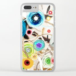 We will still belong to each other Clear iPhone Case