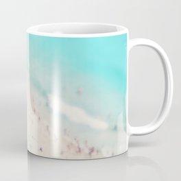 beach love III square Coffee Mug