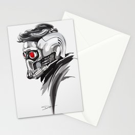 Star Lord Stationery Cards