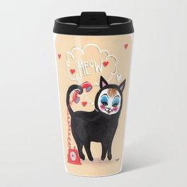 Meow is that you? Travel Mug
