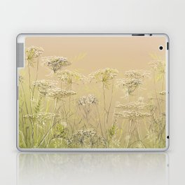 Wild flowers and weeds 2 Laptop & iPad Skin