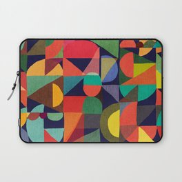 Color Blocks Laptop Sleeve