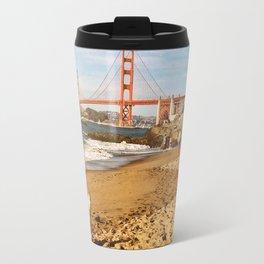 Sign of San Francisco Travel Mug