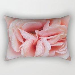 Sunset Celebration Rose Rectangular Pillow