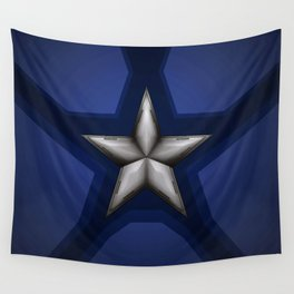 Captain Steve Rogers Wall Tapestry