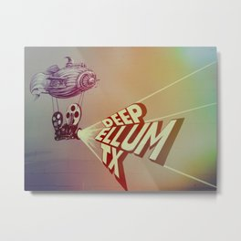 Blimpy Metal Print
