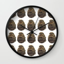 An array Wall Clock