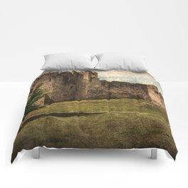 Chepstow Castle Towers Comforters