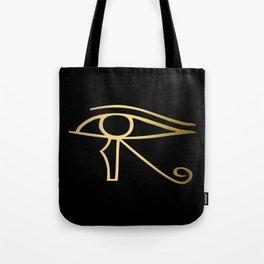 Eye of Horus Egyptian symbol Tote Bag
