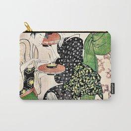 Kitagawa Utamaro - Top Quality Art - Carry Lantern Carry-All Pouch