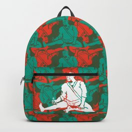 Drinkin' Sittin' Thinker Backpack