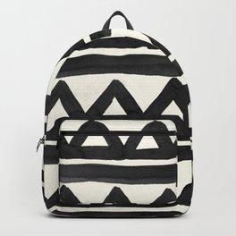 Chevron Tribal Backpack