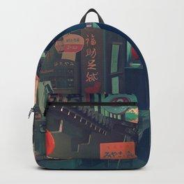 Banishment Original Artwork Backpack