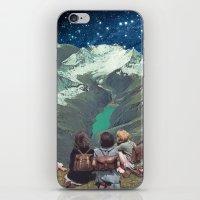 FIELD TRIP iPhone & iPod Skin