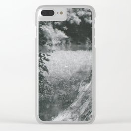 Branch Clear iPhone Case