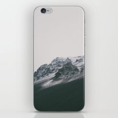 Dark Mountain iPhone & iPod Skin