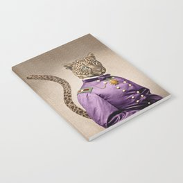 Grand Viceroy Leopold Leopard Notebook