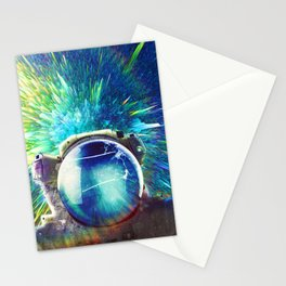 Colorful Abyss Stationery Cards
