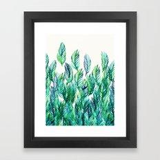 Jungle Rising  Framed Art Print