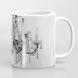 belle epoque chandelier Coffee Mug