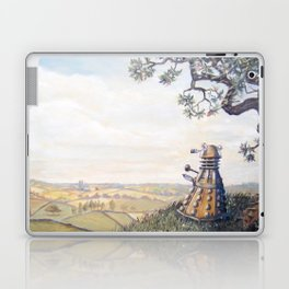 A rather Dalek afternoon Laptop & iPad Skin