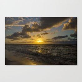 Golden Sunrise by Teresa Thompson Canvas Print