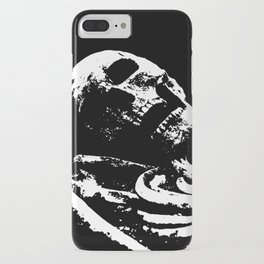 Archaeological excavations of Skeleton iPhone Case