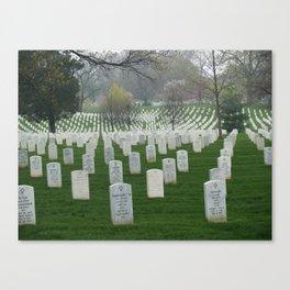 Arlington Canvas Print