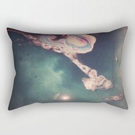 bath bomb Rectangular Pillow
